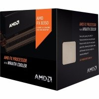 EXDISPLAY AMD FX-8350 with AMD Wraith Cooler FD8350FRHKHBX