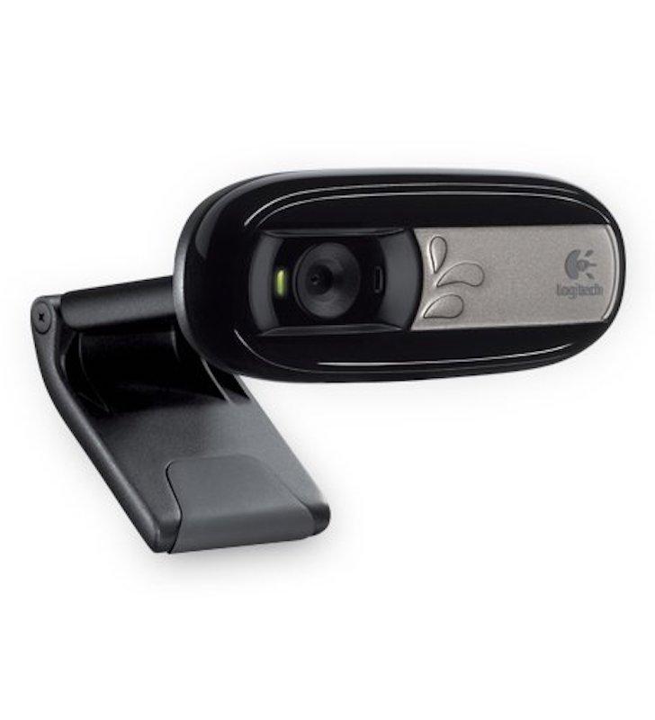 Logitech Webcam C170 USB Black