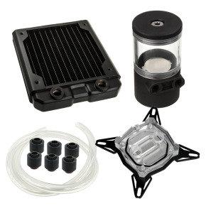 Black Ice  120GTS Professional Watercooling Kit