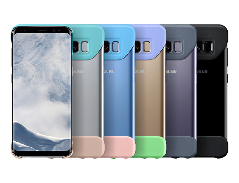 Samsung S8 Pop Cover Green/Mocha