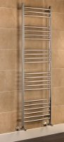 Darsley Round Tube Stainless Steel Towel Warmer
