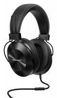Pioneer Hi-Res Stereo Headphones - Black