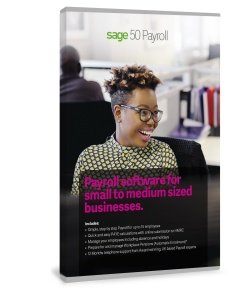 Sage 50 Payroll Up 15 Employees - Electronic Software Download
