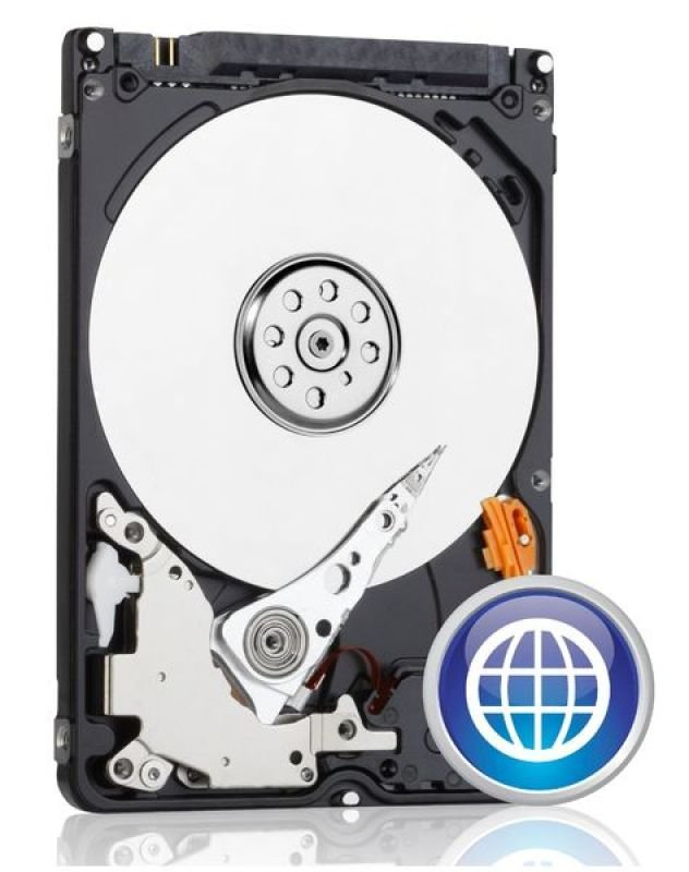 WD 1TB Blue Mobile Drive