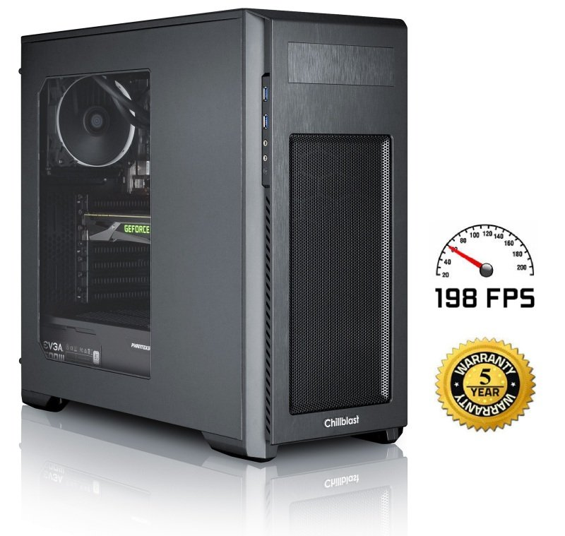 Chillblast Fusion Howitzer Gaming PC