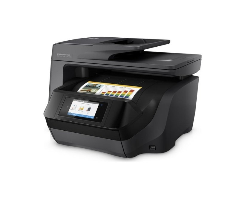 HP OFFICEJET 8728 all in one A4 colour printer