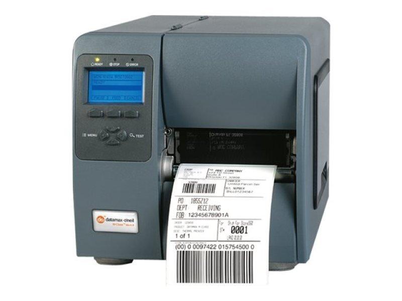 M-4206 DT 203DPI 8MB FLASH LAN - W/GRAPHICDISP INTERNAL REWIND IN