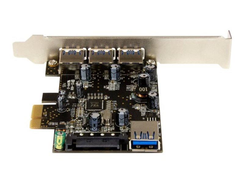 StarTech.com 4-Port PCI Express USB 3.0 Card