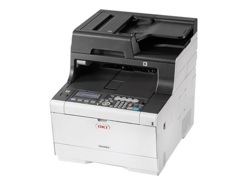 MC563dn A4 Colour Multifunction Printer