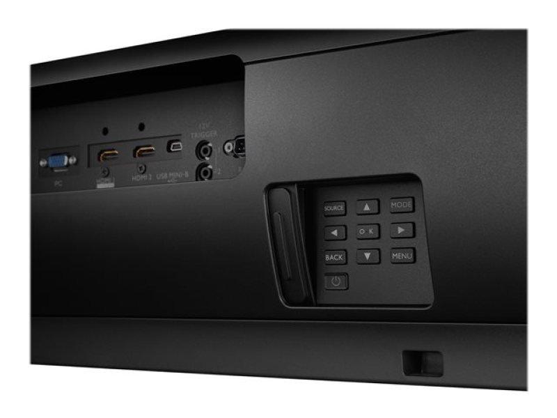 Image of 2200 Ansi Lumens 4k Uhd Dlp Technology Home Installation 14.8kg