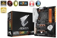 Gigabyte AMD AX370-Gaming 5 AM4 Socket ATX Motherboard