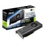 Asus GTX 1080 Ti TURBO 11GB GDDR5X Graphics Card