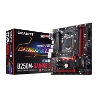 Gigabyte Intel B250M Gaming 3 Kaby Lake Micro ATX Motherboard