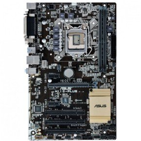 ASUS H110-PLUS Intel Socket 1151 Motherboard