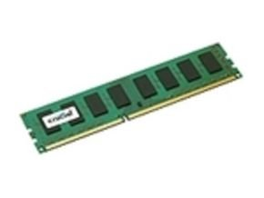 Crucial 2GB DDR3 1333MHz/PC3-10600 Memory CL9 1.5V