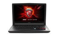 EXDISPLAY MSI GL62 7QF-1672UK Gaming Laptop