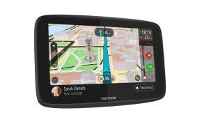 """TomTom Go 620 6"""" Sat Nav with European Maps"""