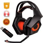 Asus RoG Strix Wireless Gaming Over-Ear Headphones