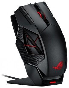 Asus ROG Wireless Spatha MMO/MOBA RGB Gaming Mouse