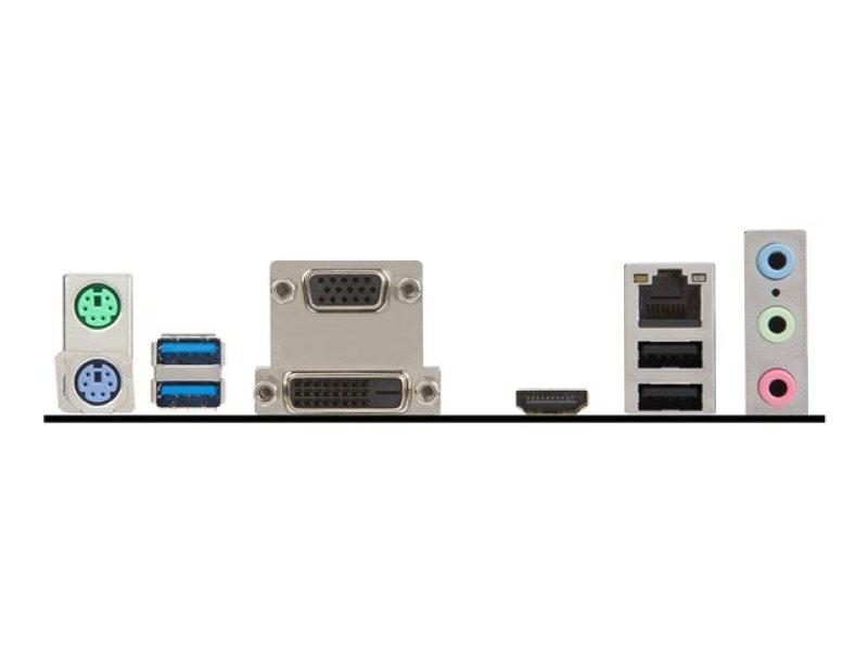 MSI Intel H110M ECO Micro ATX Motherboard with USB 3.0