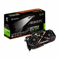 Gigabyte Nvidia GeForce GTX 1080 8GB AORUS XTREME Edition Graphics Card