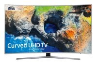 "Samsung MU6500 65"" Smart UHD Curved TV"