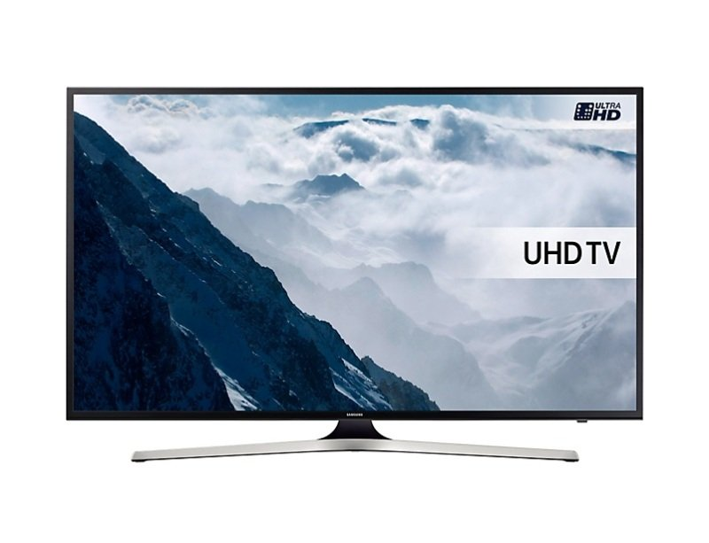 "Samsung KU6020 50"" UHD Smart TV"