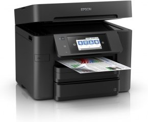 Epson Workforce Pro WF-4740DTWF Wireless Multi-Function Inkjet Printer with Additional PaperTray