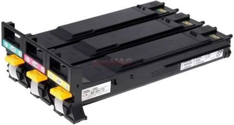 Image of Konica Minolta A06VJ53 High Yield Toner Value Colour Kit