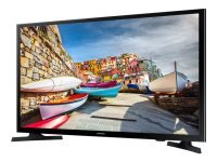 "40"" Black Commerical Tv Full Hd"