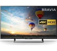 """Sony KD43XE8004BU 43"""" Smart 4K Ultra HD HDR TV"""