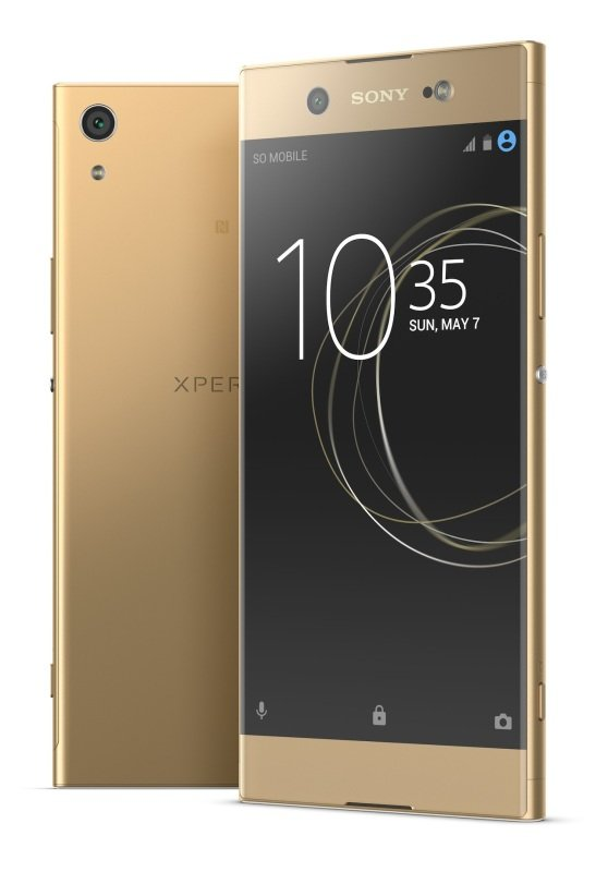 Sony Xperia XA1 32GB Phone - Gold