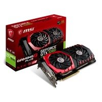 MSI NVIDIA GeForce GTX 1080 8GB GAMING X PLUS 11Gbps Graphics Card