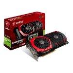 MSI NVIDIA GeForce GTX 1060 6GB GAMING X PLUS 9Gbps Graphics Card
