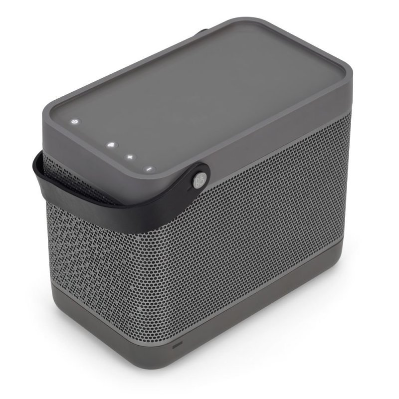 Image of B&O Beolit12 Airplay Speaker System Refurb - Grey