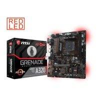 MSI AMD A320M Grenade Ryzen AM4 Micro ATX Motherboard