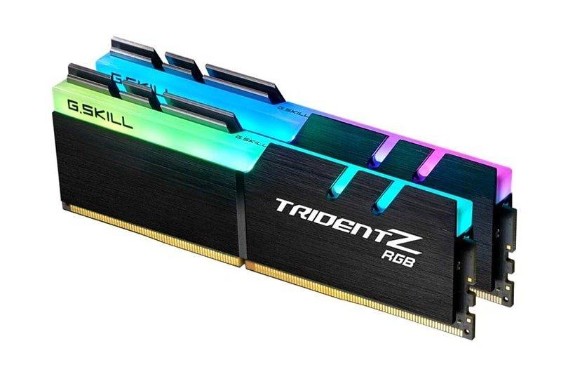 G.Skill Trident Z RGB 16GB Kit DDR4 3200MHz RAM