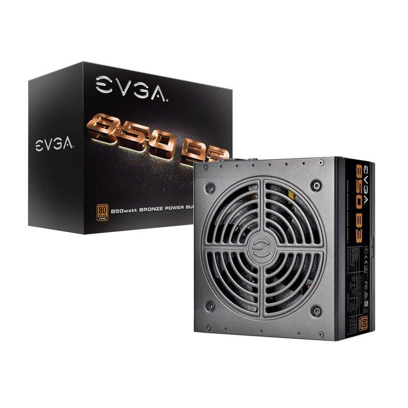EVGA 850 B3 850W Modular 80+ Bronze PSU