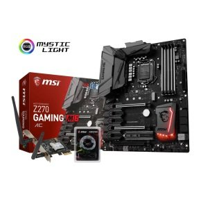 MSI Intel Z270 GAMING M6 AC WiFi Kaby Lake ATX Motherboard