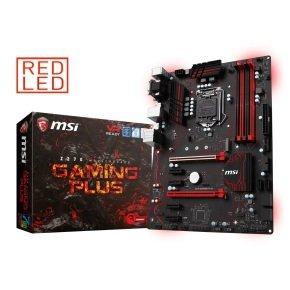 MSI Intel Z270 GAMING PLUS Kaby Lake ATX Motherboard...