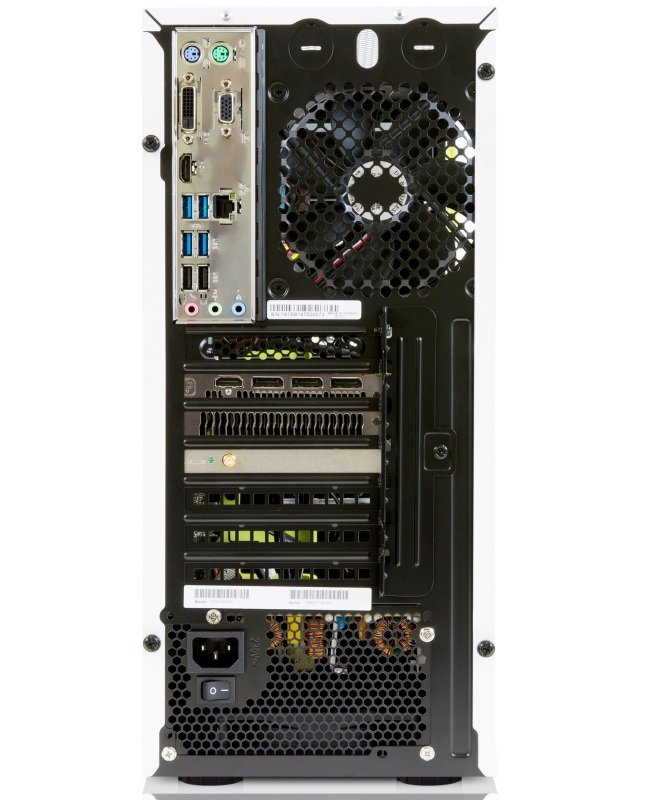 StormForce Tornado Gaming PC