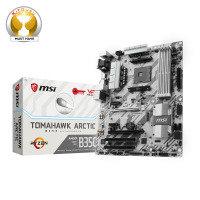 MSI AMD B350 TOMAHAWK ARCTIC AM4 Motherboard