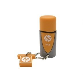 Hp V245o Solid Rubber 16gb Usb