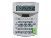 Q-Connect Semi-Desktop 10-Digit Calculator
