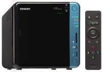 QNAP TS-453B-4G 4 Bay Desktop NAS with 4GB RAM
