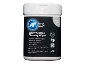 AF Safety Glasses Cleaning Wipes - 60 Pack