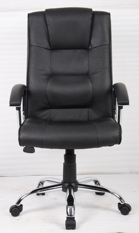 HH Solutions Black Winchester Executive Leather Chair