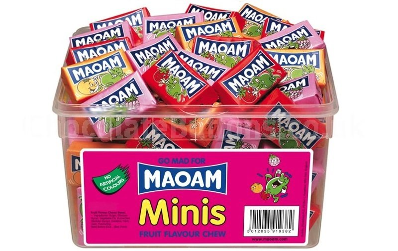 Image of Maoam Minis - 40 Pack