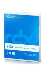 Quantum MR200-A01A 2TB RDX Back Up Storage Media