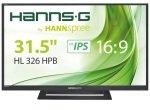 "HannsG HL326HPB 31.5"" Full HD Monitor"